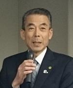 講話者の百木孝司様
