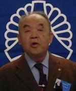 会員スピーチをする今井さん