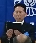 輪読する臼井研人