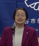 会員スピーチの浅野さん